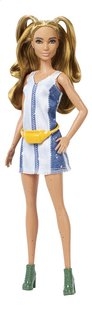 Barbie poupée mannequin  Fashionistas Original 108 - Festival Denim-commercieel beeld