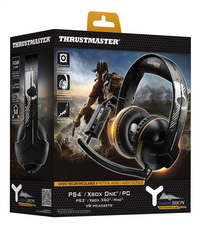 Thrustmaster headset gaming Y300CPX Ghost Recon Wildlands zwart