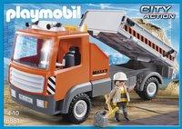 Playmobil City Action 6861 Camion de chantier-Détail de l'article