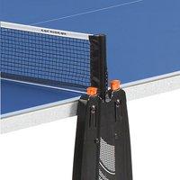 Cornilleau table de ping-pong 100 S Crossover pour l'extérieur bleu-Vue du haut