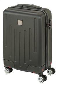 Princess Traveller harde reistrolley Detroit zwart 55/59 cm-Rechterzijde