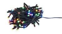 Guirlande lumineuse LED L 9 m multicolor-Détail de l'article