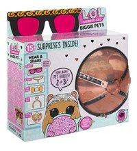 L.O.L. Surprise Biggie Pets hamster M.C. Hammy-Linkerzijde