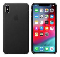 Apple coque en cuir pour iPhone Xs Max noir-Détail de l'article