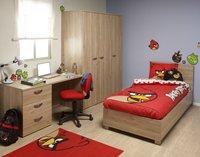 3-delige kamer Tommy-Vooraanzicht