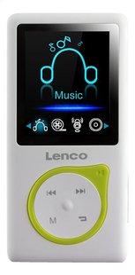 Lenco mp4-speler Xemio-668 8 GB lime-commercieel beeld