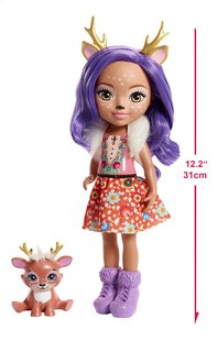 Enchantimals figuur 31 cm - Danessa Deer & Sprint-Artikeldetail