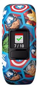 Garmin activiteitsmeter Vivofit jr. 2 Stretchy Avengers-Vooraanzicht