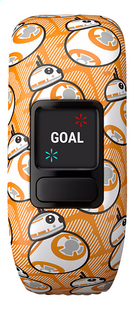 Garmin activiteitsmeter Star Wars BB-8 Vivofit jr. 2 Stretchy BB-8-Vooraanzicht