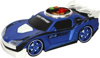 Road Rippers auto Turbo Revver blauw/wit