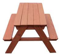 Sunny table de pique-nique pour enfants Dave Sand & Water-Avant