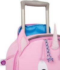 Affenzahn trolley Ulrike Unicorn 40 cm-Bovenaanzicht