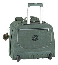 Kipling trolley-boekentas Clas Dallin Dark Green C 42,5 cm