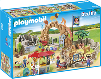 Playmobil City Life 6634 Grand zoo-Avant