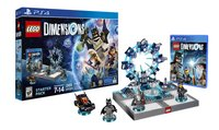 PS4 LEGO Dimensions starterpack FR