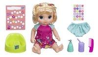 Pop Baby Alive plas en dans baby-commercieel beeld