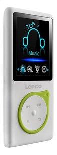 Lenco mp4-speler Xemio-668 8 GB lime-Linkerzijde