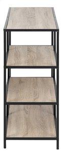 Boekenkast Seaford - 3 planken-Rechterzijde