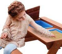 Sunny table de pique-nique pour enfants Dave Sand & Water-Image 1