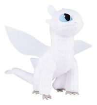 Pluche Dragons Premium Light Fury 20 cm-Linkerzijde