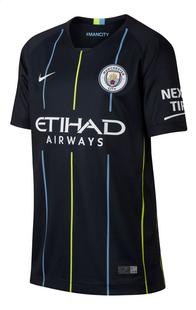 Nike Voetbalshirt Manchester City Kids zwart-Vooraanzicht