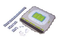 3D-puzzel stadion Real Madrid - Estadio Santiago Bernabéu-Artikeldetail