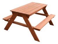 Sunny table de pique-nique pour enfants Dave Sand & Water-Côté gauche