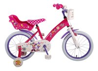 Kinderfiets Disney Minnie Bow-Tique 14/-Linkerzijde