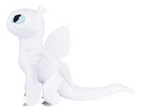 Pluche Dragons Premium Light Fury 20 cm-Rechterzijde