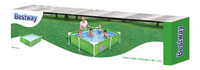 Bestway piscine pour enfants My First Frame vert-Avant