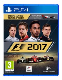PS4 F1 2017 Special Edition FR/ANG