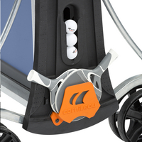 Cornilleau Pingpongtafel 250 S Crossover outdoor blauw-Artikeldetail