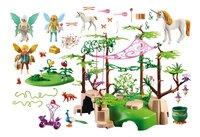 PLAYMOBIL Fairies 9132 Magische feeëntuin-Vooraanzicht