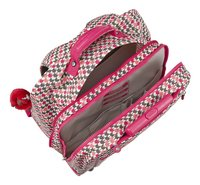 Kipling trolley-boekentas Clas Dallin Latin Mix Pink 42,5 cm-Artikeldetail