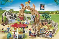 Playmobil City Life 6634 Grote zoo-Afbeelding 1