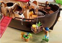 Playmobil Wild Life 5276 Arche de Noé avec animaux de la savane-Image 2