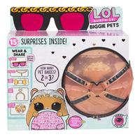 L.O.L. Surprise Biggie Pets hamster M.C. Hammy-Vooraanzicht