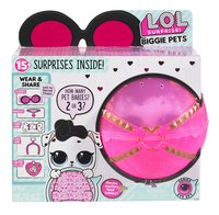 L.O.L. Surprise Biggie Pets chien Dollmatien-Avant