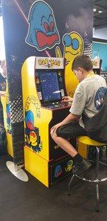 Arcade 1Up Console Pac-Man Arcade Cabinet-Image 1
