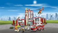 LEGO City 60110 Brandweerkazerne-Afbeelding 2