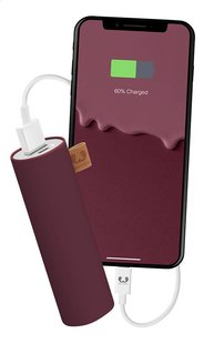 Fresh 'n Rebel Powerbank + écouteurs Ruby-Détail de l'article