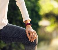 Fitbit capteur d'activité Inspire Sangria-Image 1