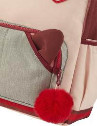 Samsonite sac à dos School Spirit M Burgundy Pink Mascot-Détail de l'article