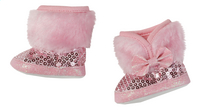 BABY born bottes d'hiver rose