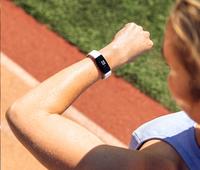 Fitbit Activiteitsmeter Inspire HR wit-Afbeelding 1