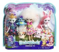Enchantimals speelset 3 figuren Friendship set - 15 cm-Vooraanzicht