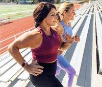 Fitbit activiteitsmeter Inspire HR lila-Afbeelding 2