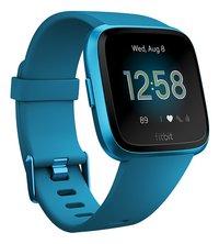 Fitbit smartwatch Versa lite marineblauw-Linkerzijde