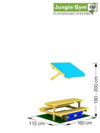 Picknickmodule mini voor Barn-Artikeldetail