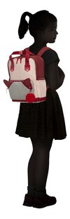 Samsonite sac à dos School Spirit M Burgundy Pink Mascot-Image 1